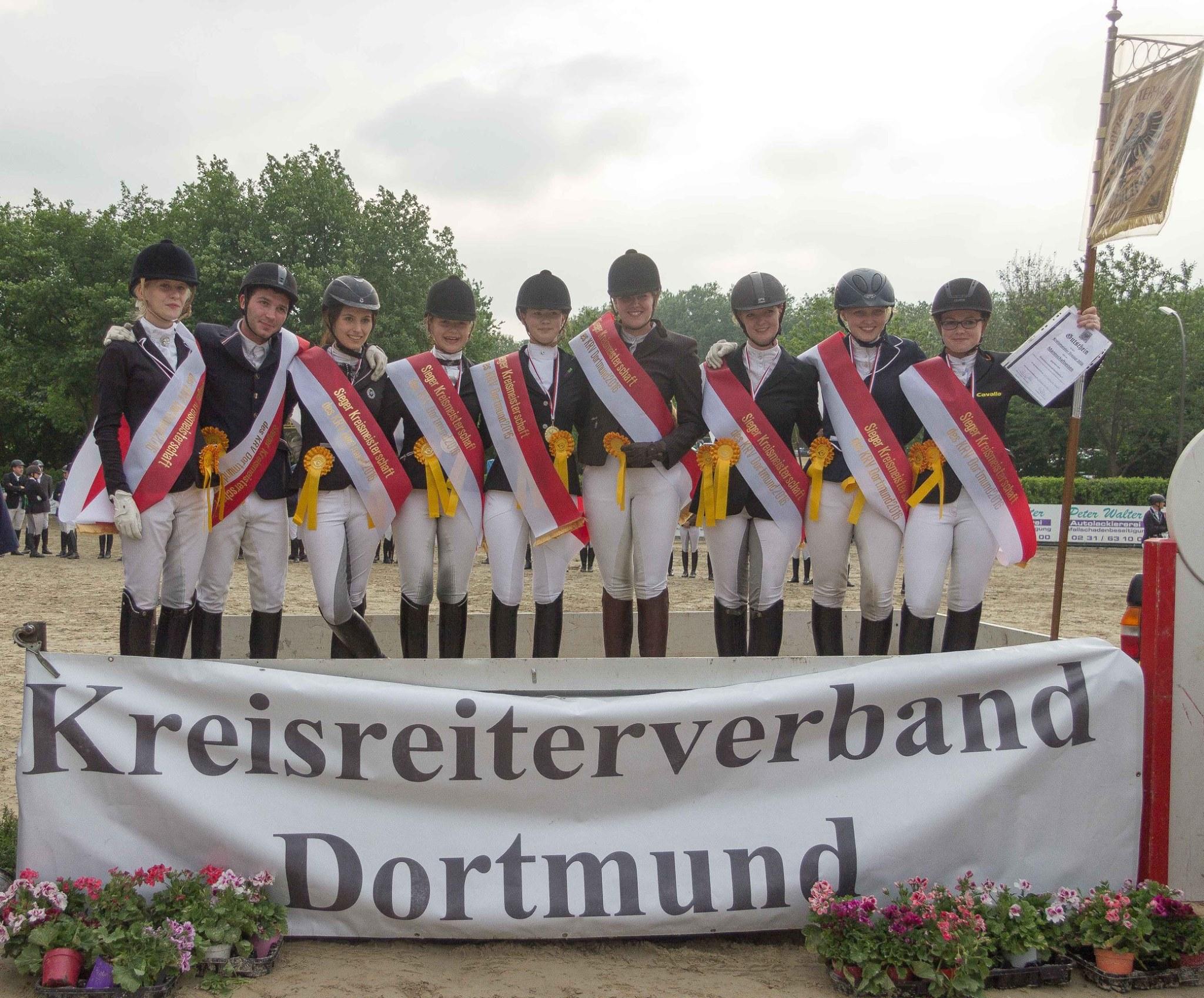 Kreisjugendmeisterschaften 2016