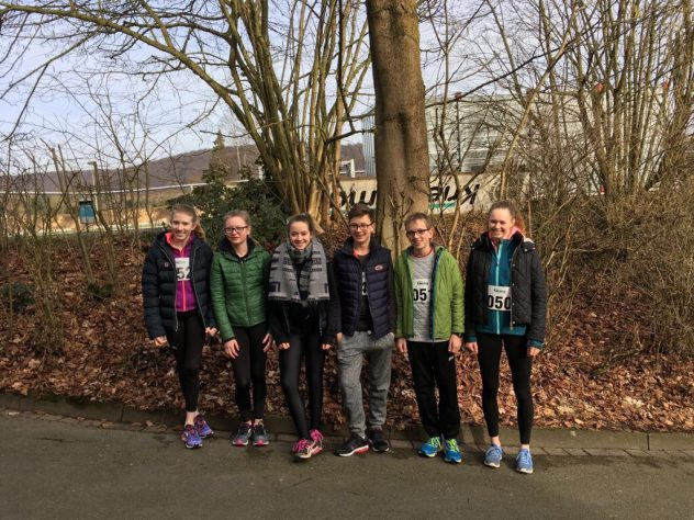 Hartes Training und neue Freundschaften: Vierkampf 2017