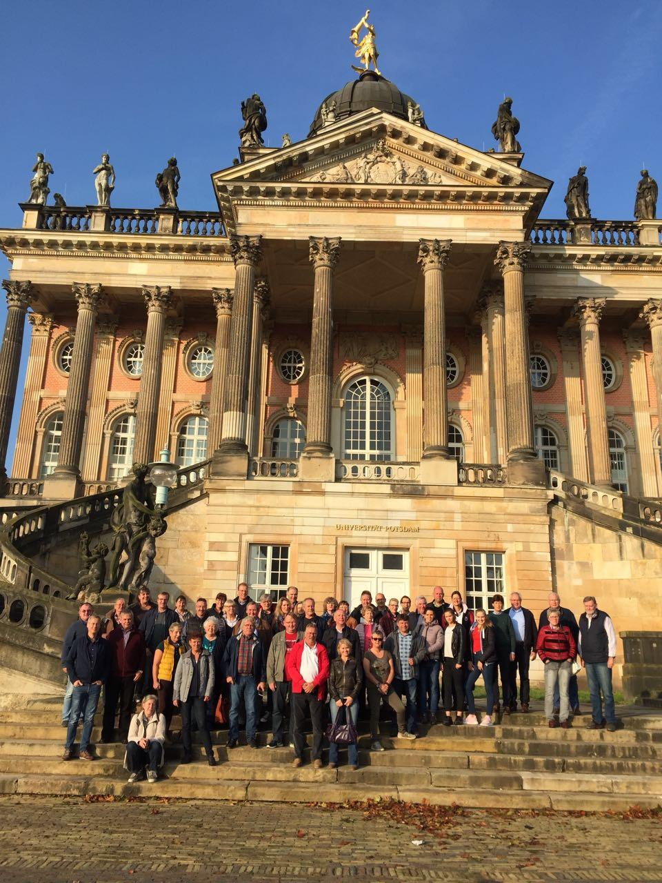 Treffen der Mannschaftsführer der Kreismeisterschaft 2017 in Herne